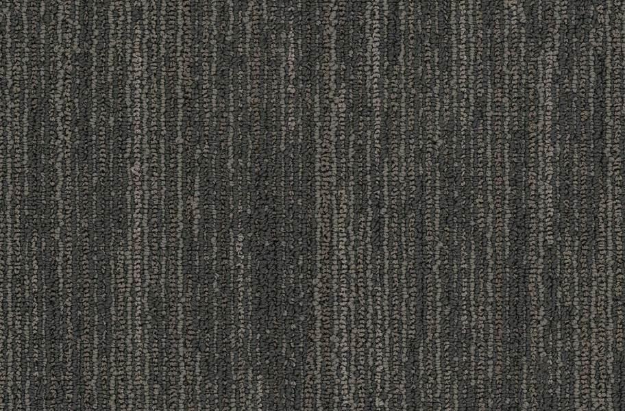 EF Contract Pleat Carpet Planks - Carbon Paper