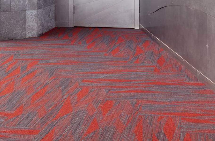 EF Contract Tuck Carpet Planks - Wrapping Paper