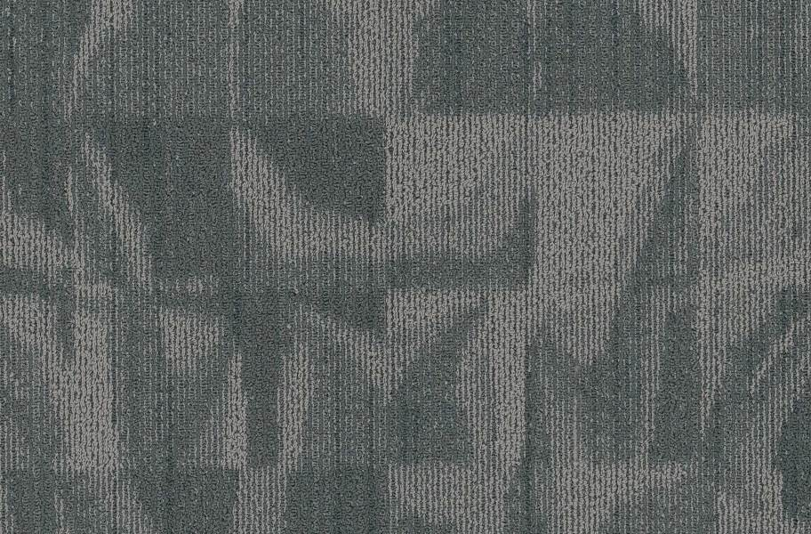 EF Contract Crease Carpet Tiles - Cellophane