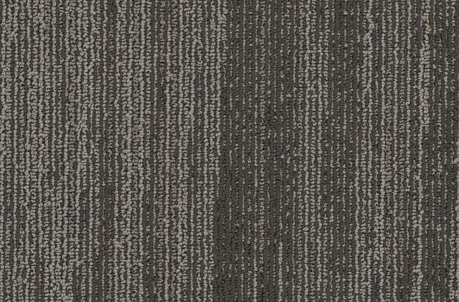 EF Contract Pleat Carpet Planks - Newsprint