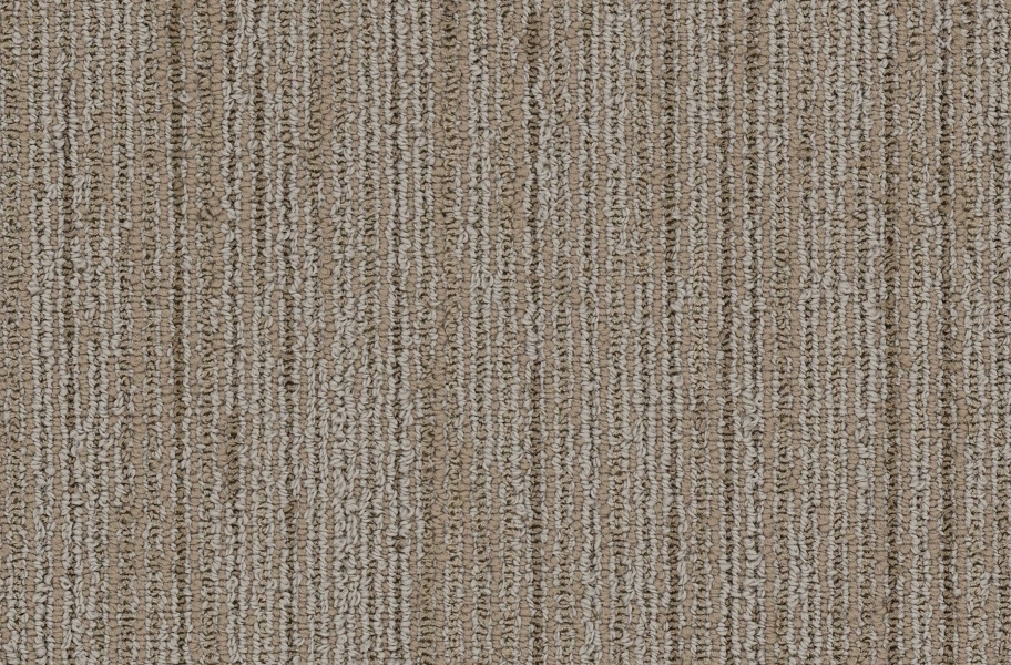 EF Contract Pleat Carpet Planks - Rice Paper