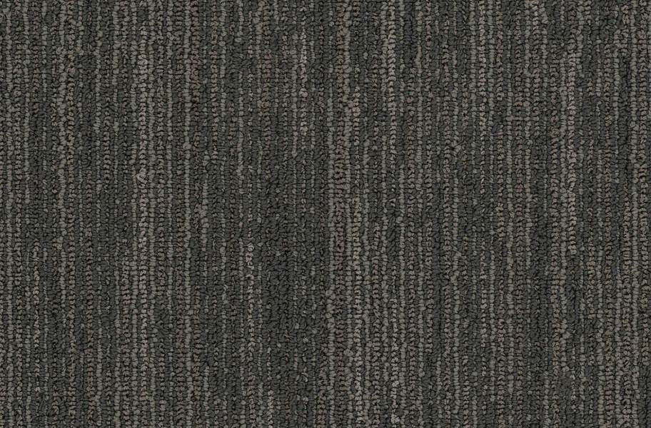 EF Contract Pleat Carpet Planks - Carbon Paper