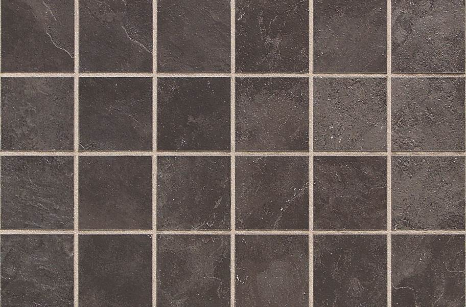 Daltile Continental Slate Mosaic - Asian Black