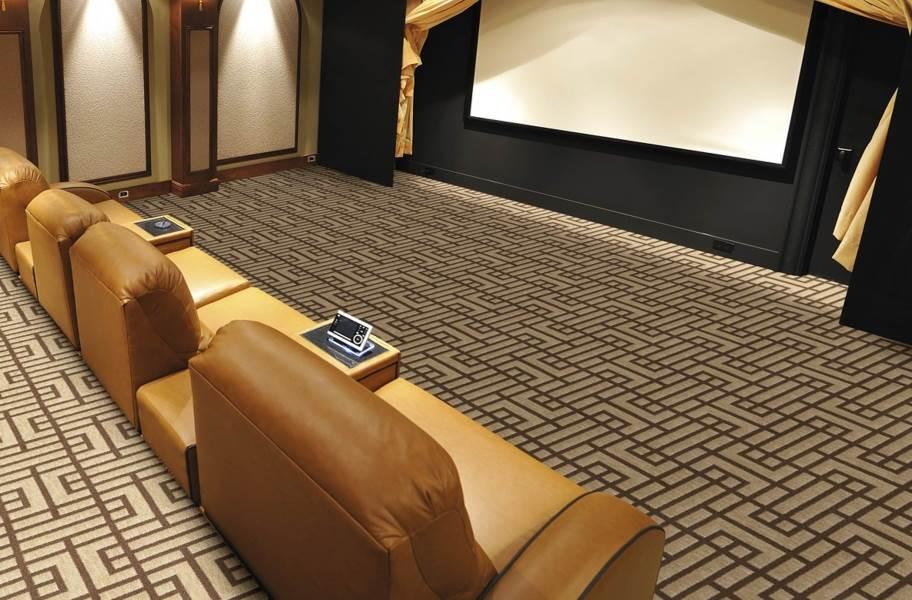 Joy Carpets Affinity Carpet - Rust