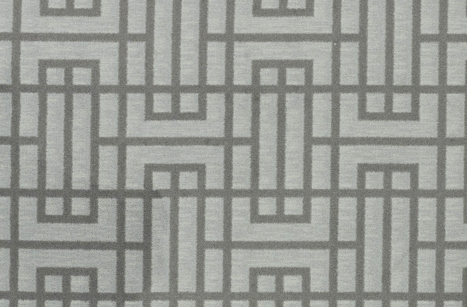 Joy Carpets Affinity Carpet - Silver