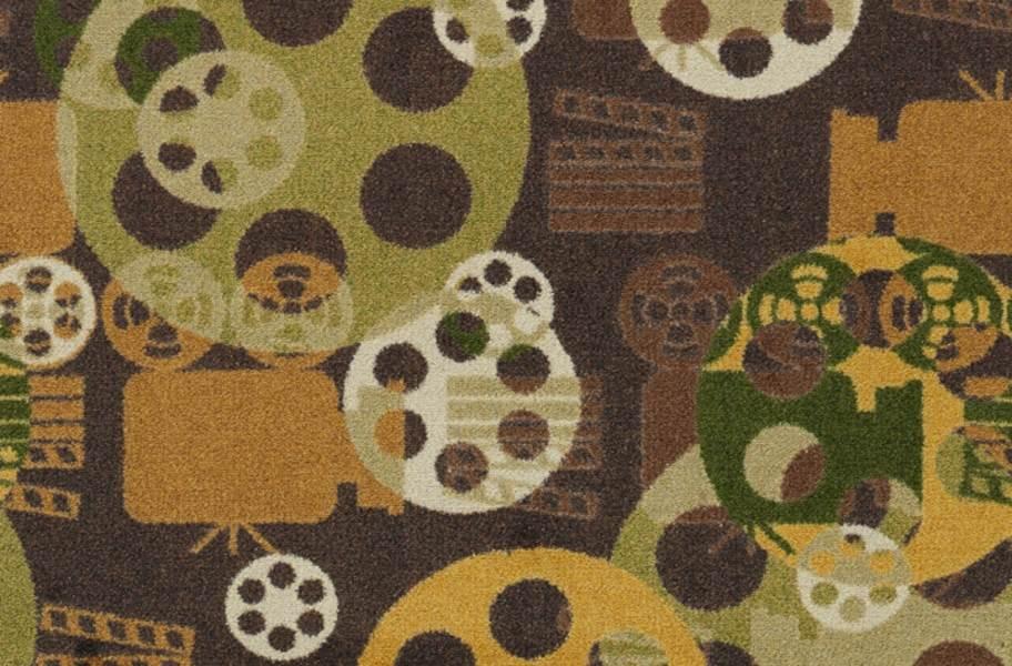 Joy Carpets Blockbuster Carpet - Brown