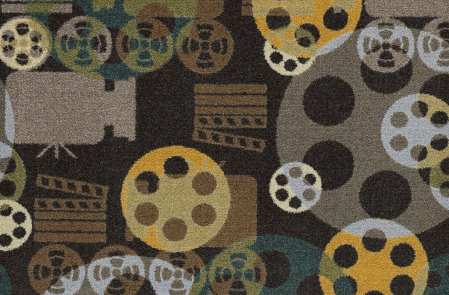 Joy Carpets Blockbuster Carpet - Charcoal