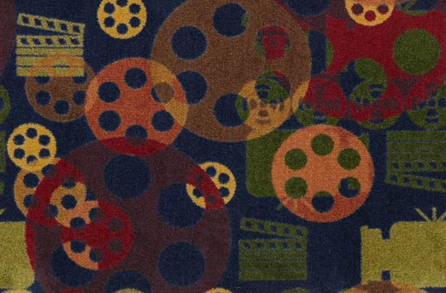 Joy Carpets Blockbuster Carpet - Multi