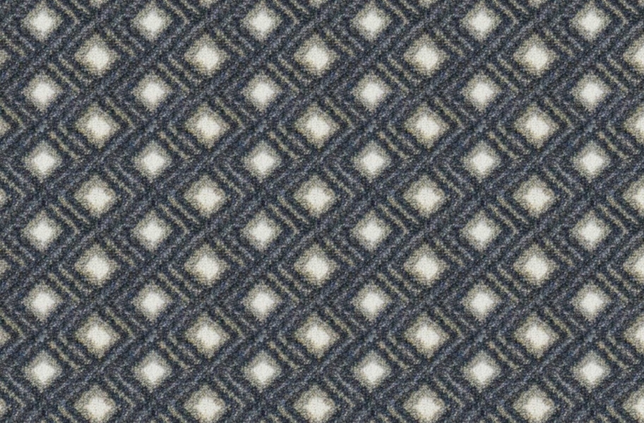 Joy Carpets Diamond Lattice Carpet - Latte