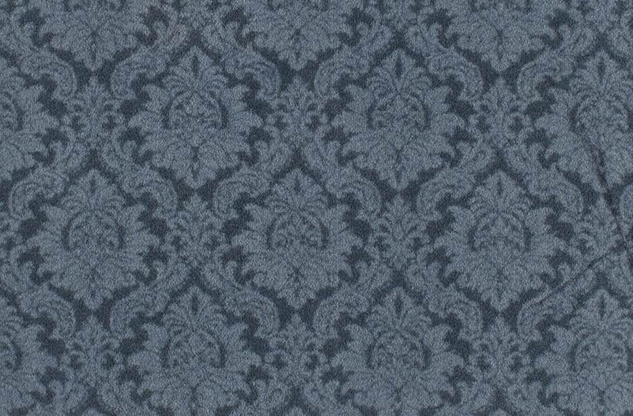 Joy Carpets Formal Affair Carpet - Regal Blue