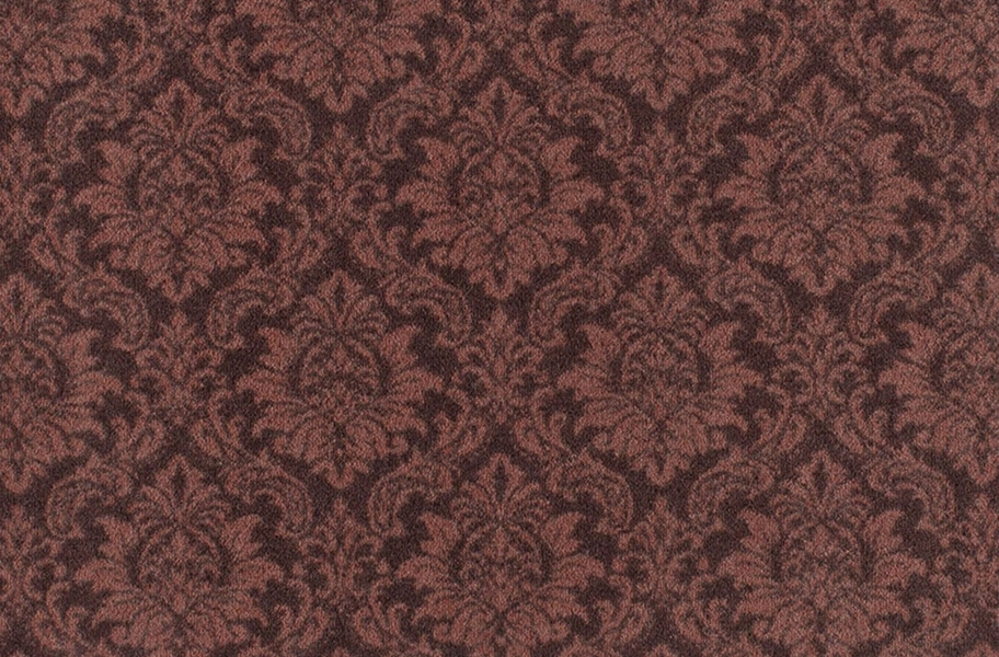 Joy Carpets Formal Affair Carpet - Cabernet