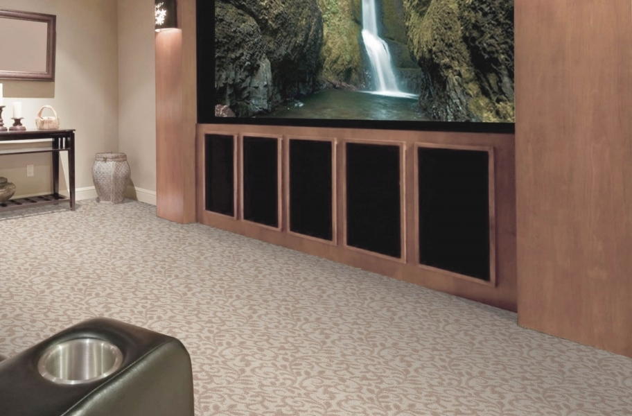 Joy Carpets Highfield Carpet - Rattan