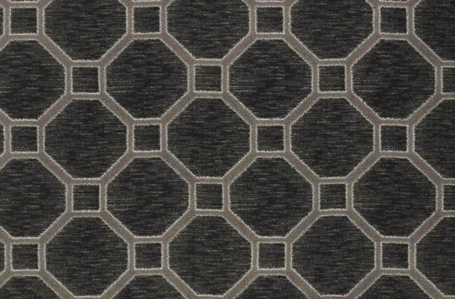 Joy Carpets Venetian Carpet - Charcoal