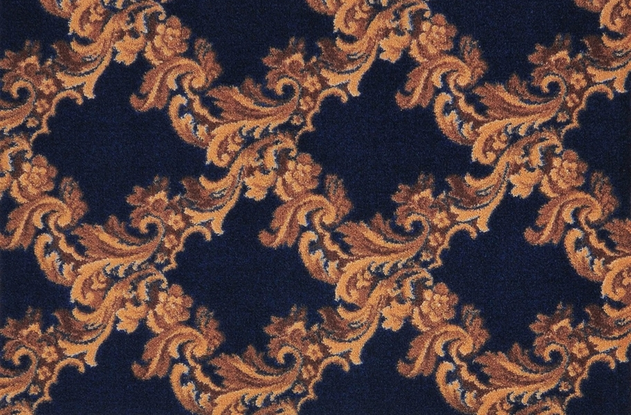 Joy Carpets Corinth Carpet - Navy