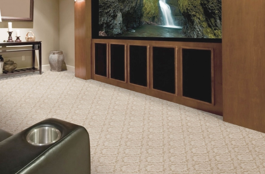 Joy Carpets Formal Affair Carpet - Ginger