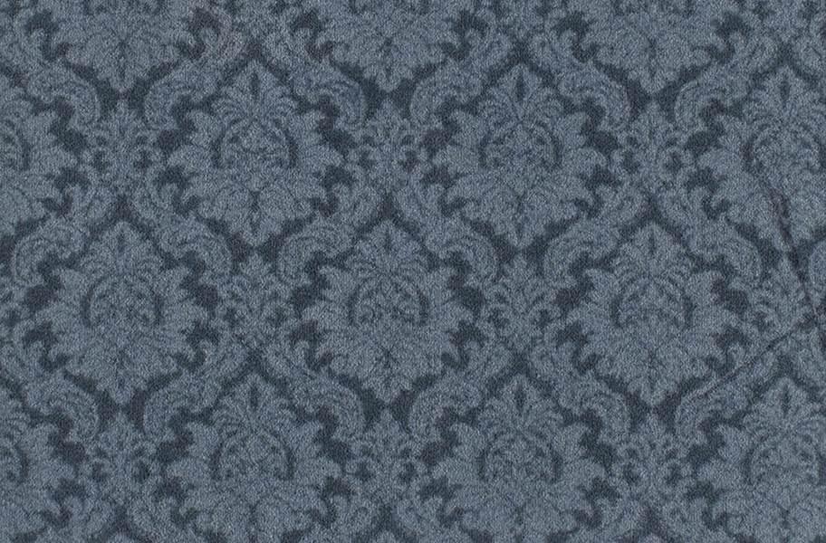 Joy Carpets Formal Affair Carpet - Regal Blue