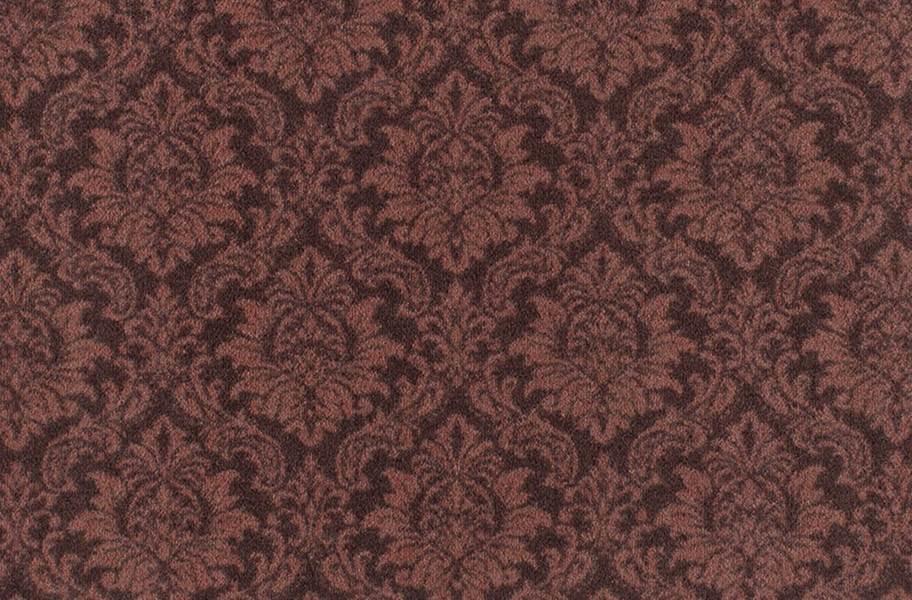 Joy Carpets Formal Affair Carpet - Cabernet