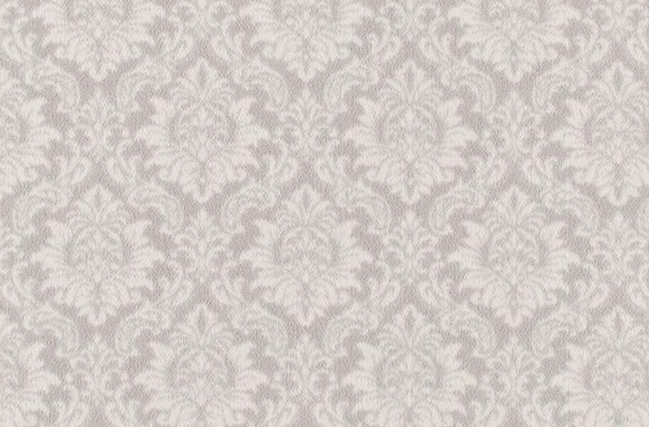Joy Carpets Formal Affair Carpet - Etched Silver