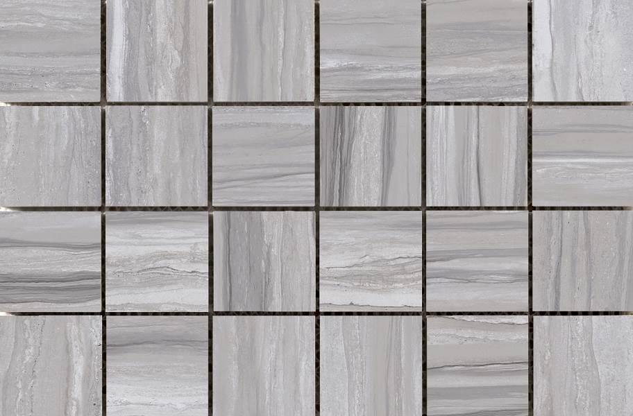 Emser Tile Ciudad Mosaic - Gray