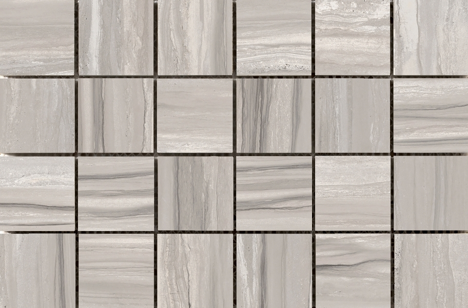 Emser Tile Ciudad Mosaic - Taupe