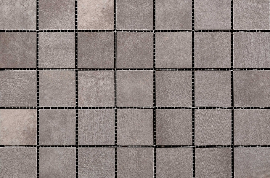 Emser Tile Cosmopolitan Mosaic - Steel