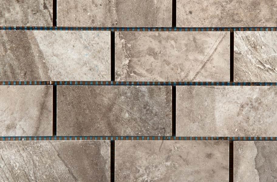 Emser Tile Eurasia Mosaic - Grigio
