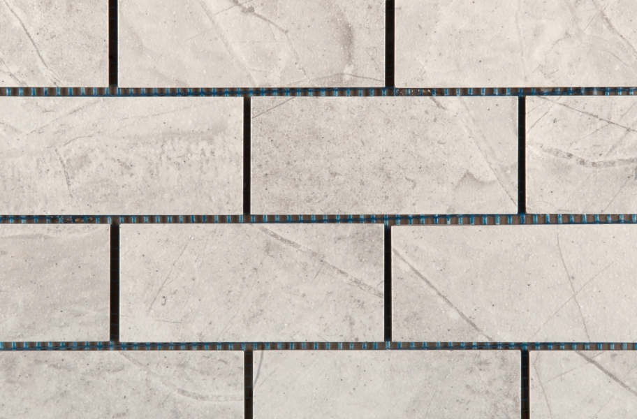 Emser Tile Eurasia Mosaic - Bianco