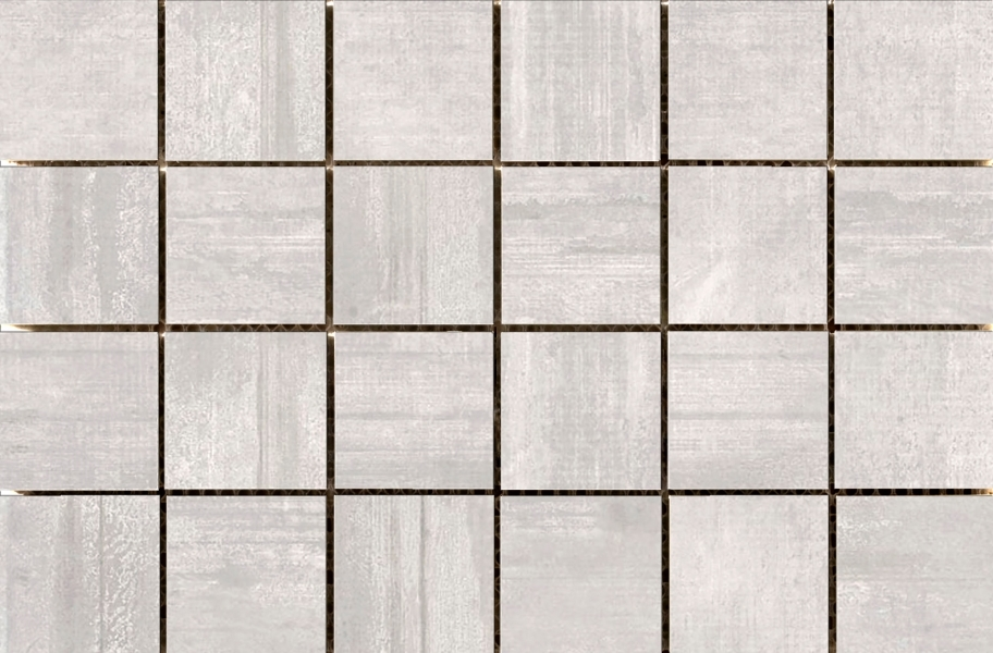 Emser Tile Hangar Mosaic - Ash