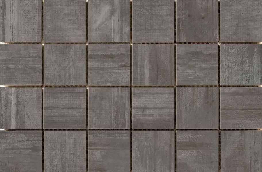 Emser Tile Hangar Mosaic - Coal