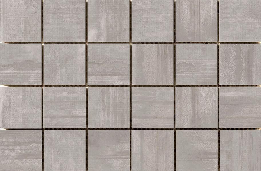 Emser Tile Hangar Mosaic - Smoke