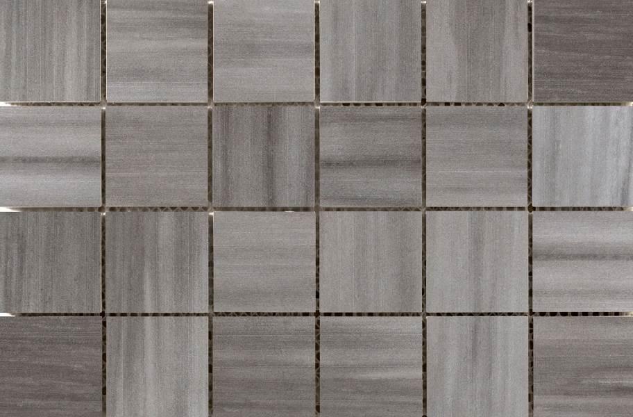 Emser Tile Latitude Mosaic - Graphite