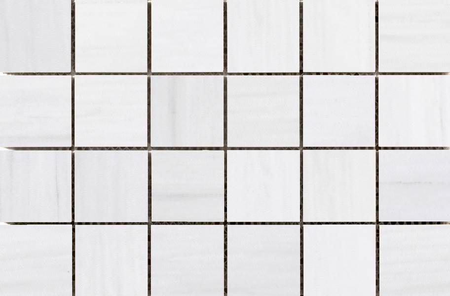 Emser Tile Latitude Mosaic - White
