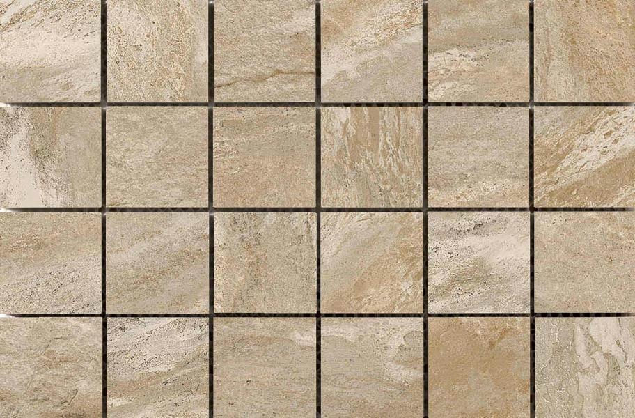Emser Tile Milestone Mosaic - Taupe