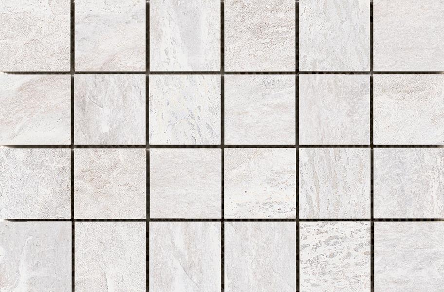 Emser Tile Milestone Mosaic - White