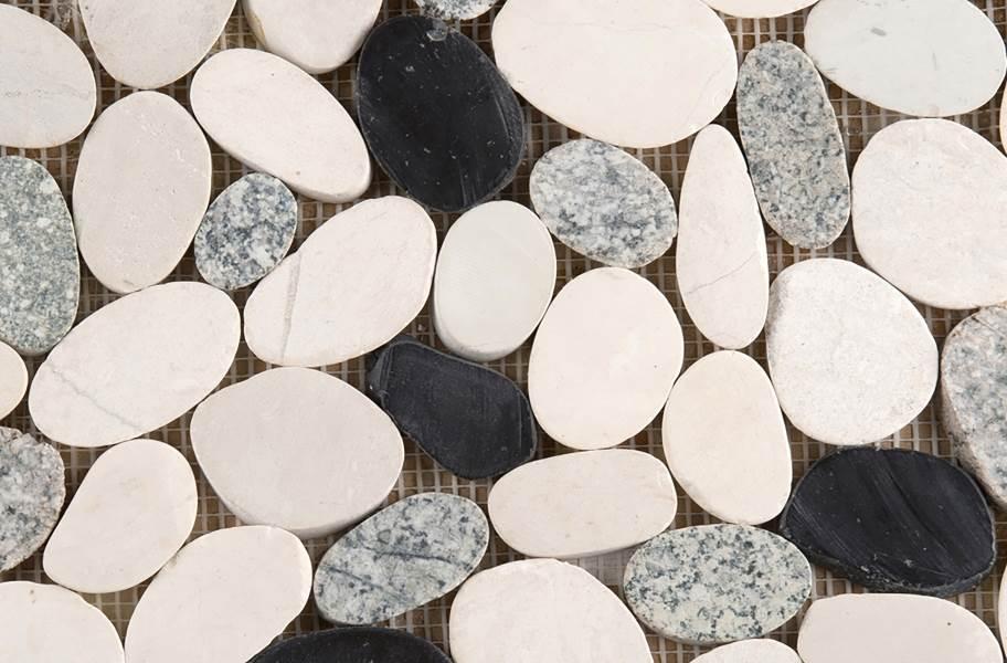 Emser Tile Venetian Flat Pebbles - Italia