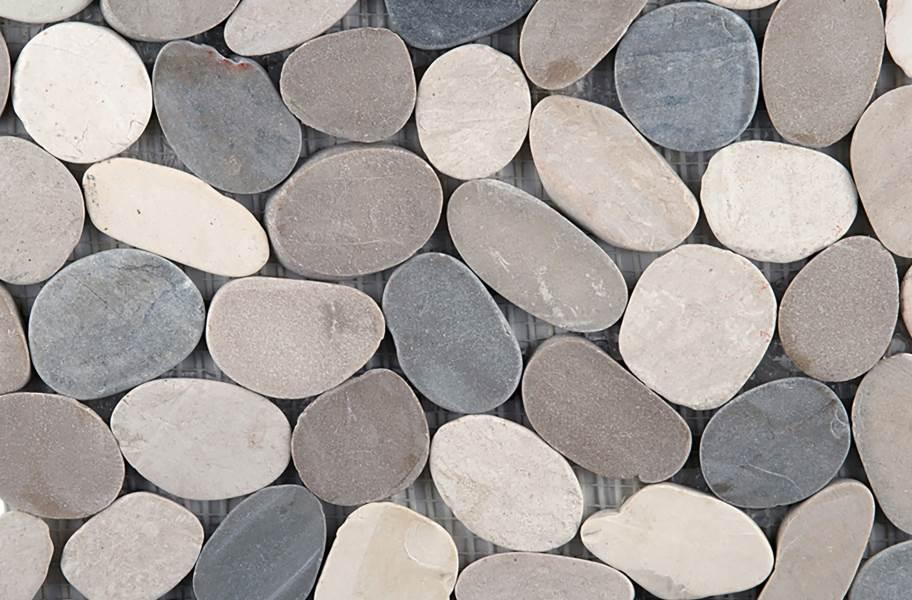 Emser Tile Venetian Flat Pebbles - Medici