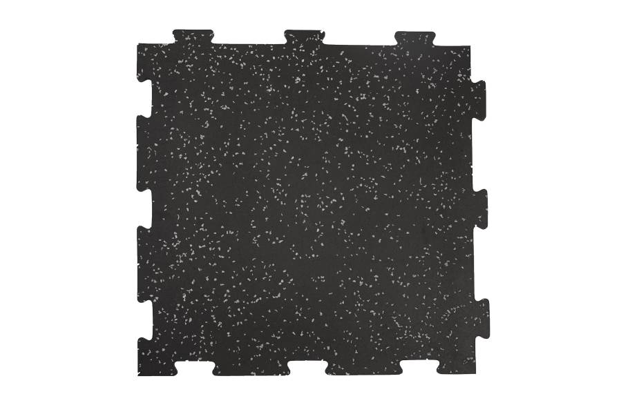 8mm Titan Rubber Tile - Center Tile
