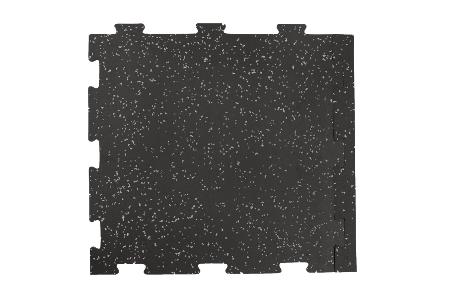 8mm Titan Rubber Tile - Border Tile