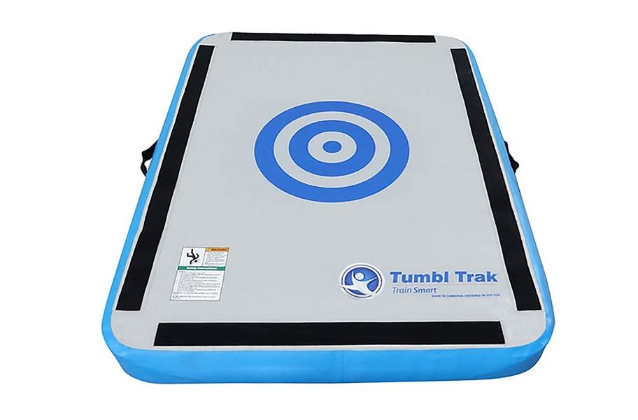 Launch Pad with Pump - Blue