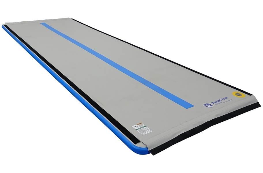 Air Floor with Pump - 5' x 15' - Blue