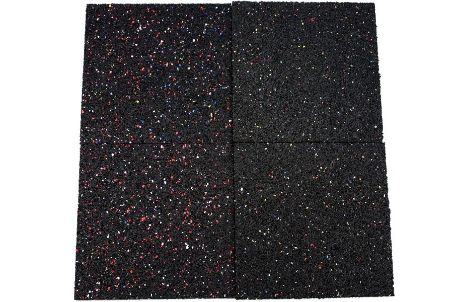 5mm Rubber Underlayment Tiles