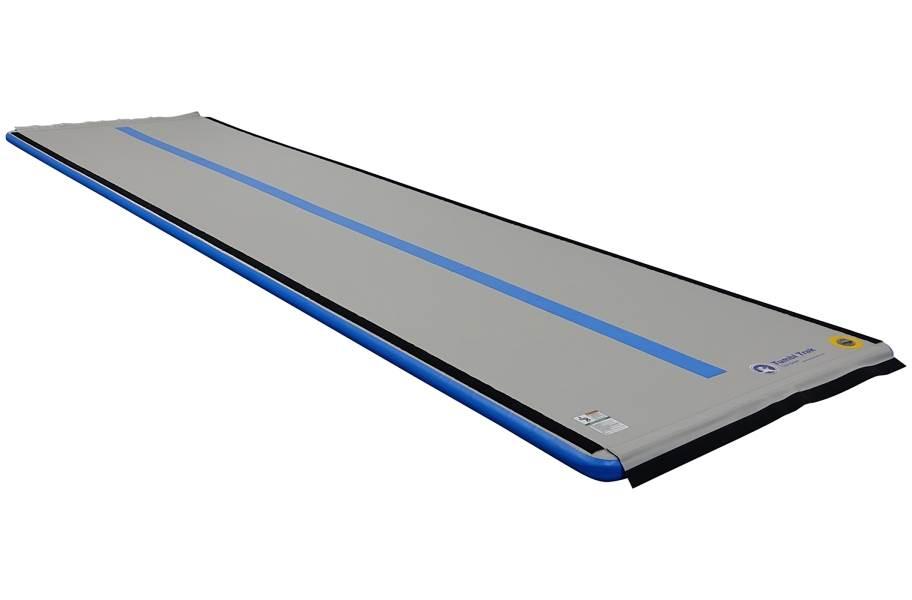 Air Floor with Pump - 5' x 20' - Blue