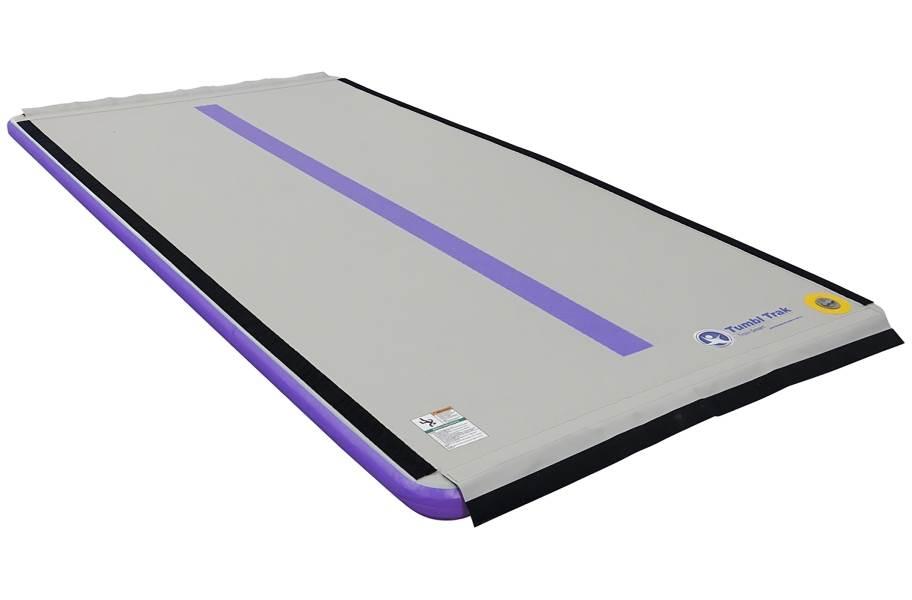 Air Floor with Pump - 5' x 10' - Purple