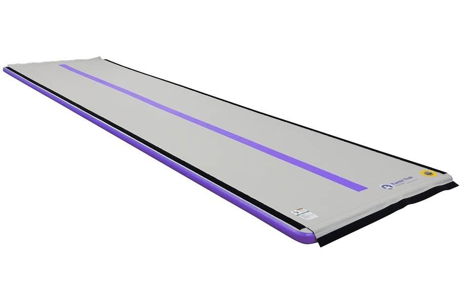 Air Floor with Pump - 5' x 20' - Purple