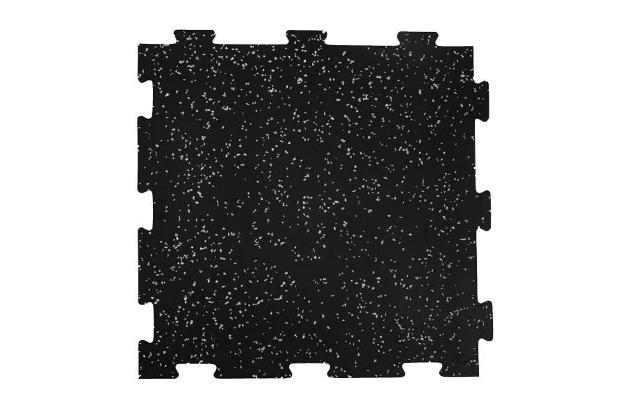 8mm Titan Rubber Tile - Center Tile