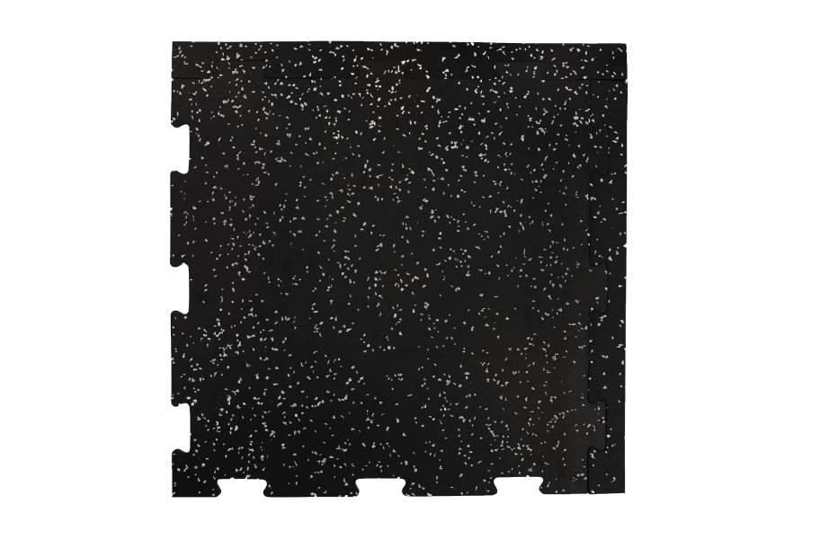 8mm Titan Rubber Tile - Corner Tile
