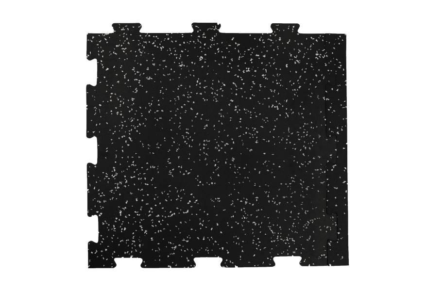8mm Titan Rubber Tile - Border Tile