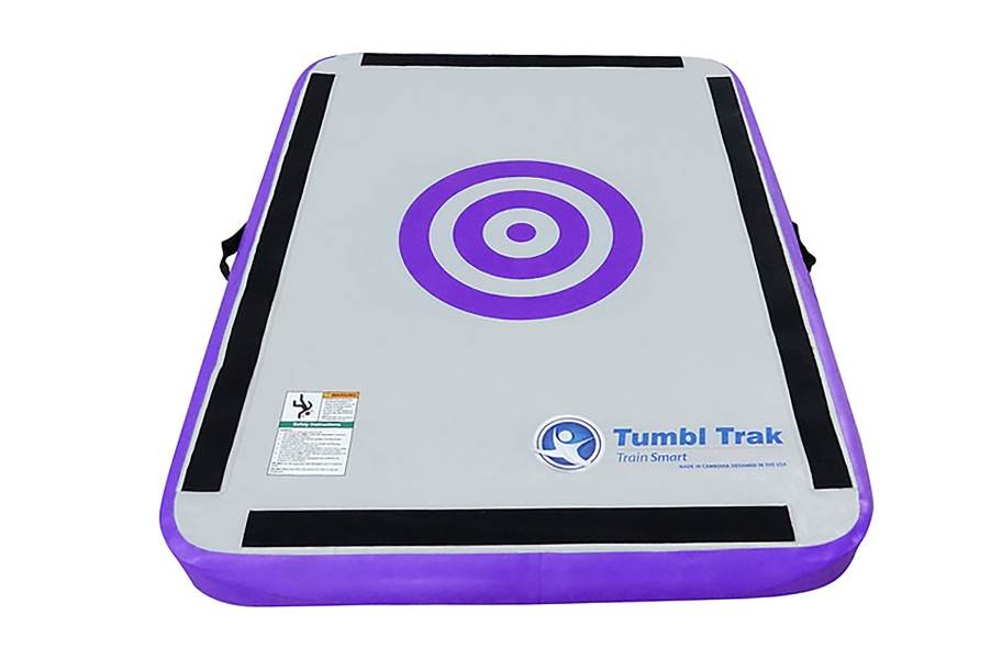 Launch Pad with Pump - Purple