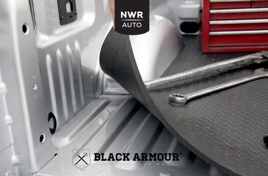 Black Armour Truck Bed Mats