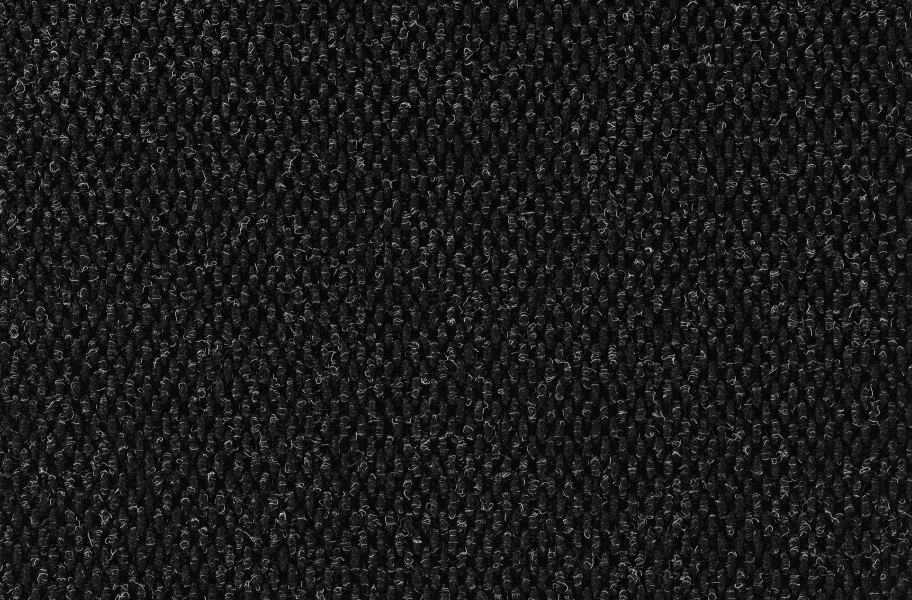 Peel & Stick Walk Off Tiles - Charcoal Hobnail